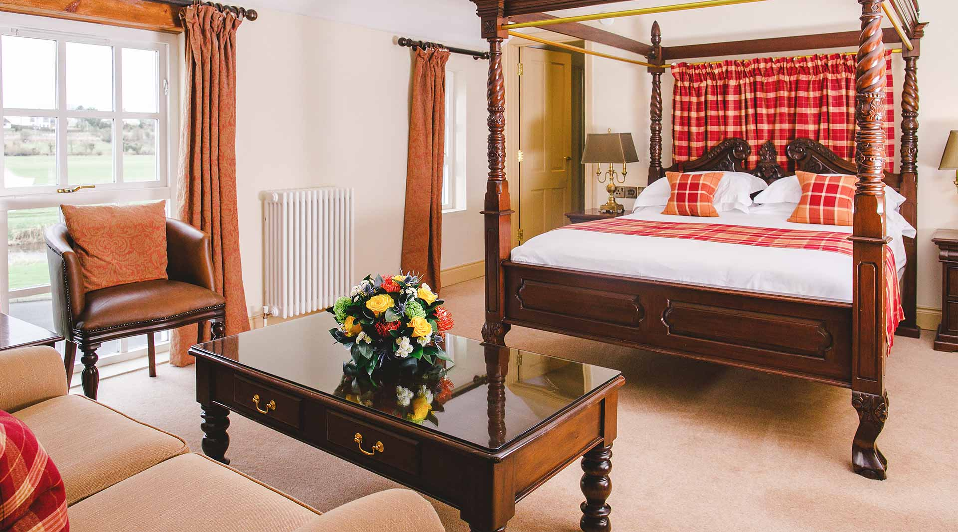 Bushmills Inn luxurious rooms