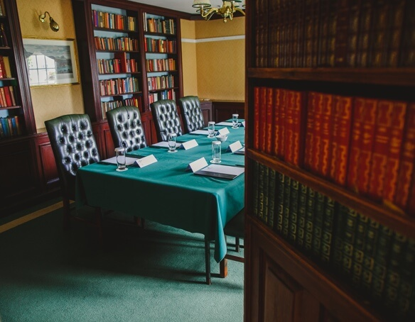 The Conference Library at The Bushmills Inn