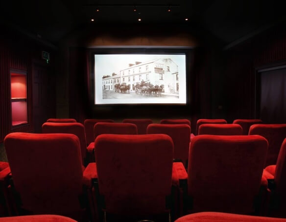 The Still Cinema Room at The Bushmills Inn Hotel